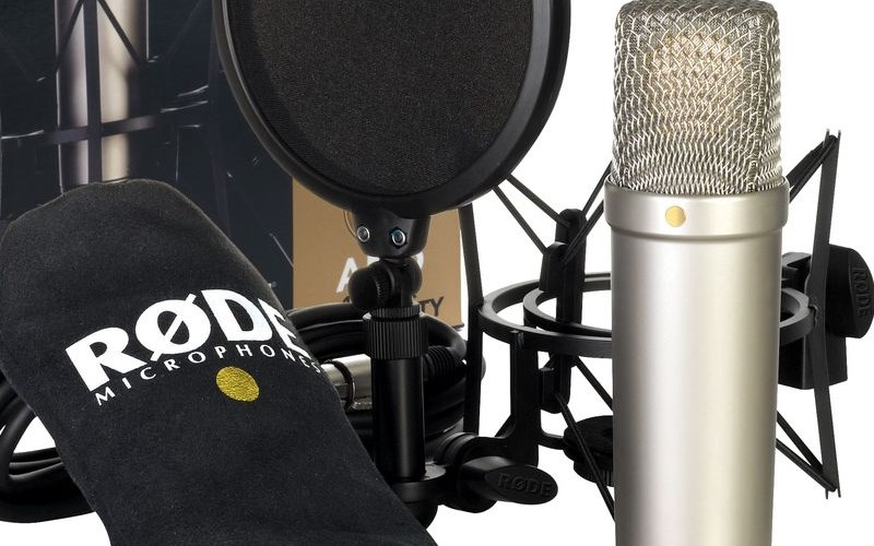 Rode NT1-A review: the perfect microphone for a home studio project