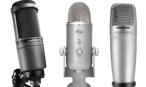 the best microphones for recording music in 2015. Black Bedroom Furniture Sets. Home Design Ideas