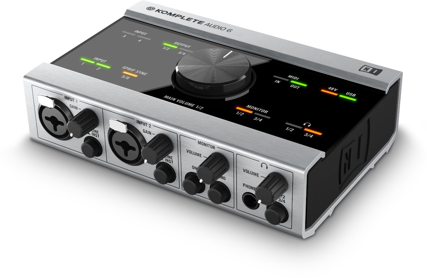 Native Instruments Komplete Audio 6 Interface Review