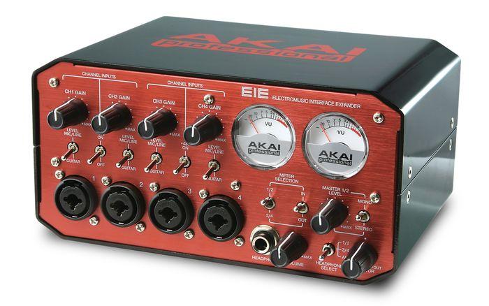 Akai Professional EIE USB Audio Recording Interface Review