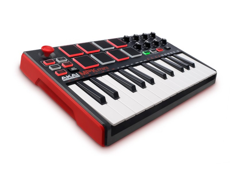 The best USB MIDI Keyboard for a home recording studio